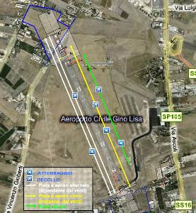 Nuova pista, progetto fermo da più di 100 giorni. <em>Mondo Gino Lisa</em>: «Aeroporti di Puglia si muova. A rilento anche i lavori nello scalo»