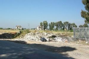 Demolizioni occupazioni abusive a Siponto (image Comune Manfredonia)