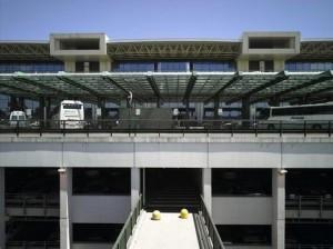 Entrata aeroporto Gino Lisa, Foggia (apcom)