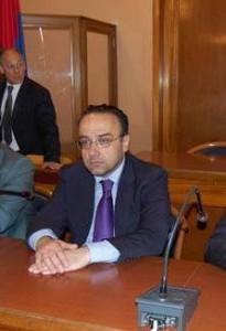 Il presidente della Commissione Bilancio del Comune di Foggia Claudio Sottile (immagine d'archivio)