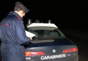 Controlli dei Carabinieri (imm.d'archivio)