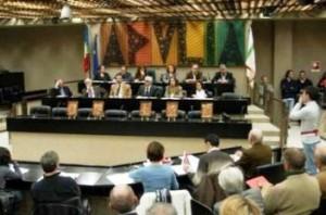 Aula Consiglio Regione Puglia