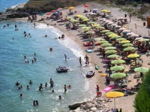 Spiaggia area Macchia-Varcaro (image copyright Stato)