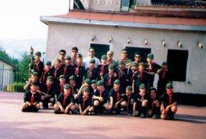 Gruppo scout Foggia (archivio)