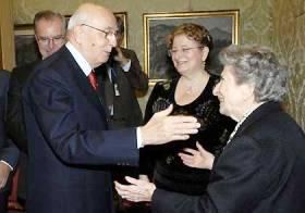 Incontro Napolitano-Baldina Di Vittorio