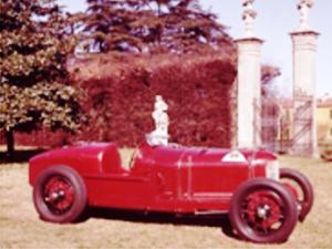 Auto d'epoca a Manfredonia