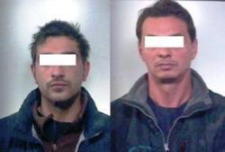 I due arrestati (St, Cc)