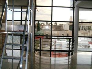 Visuale dal terzo piano della struttura (St)