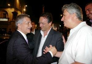 Nichi Vendola, Domenico Tanzarella, Giovanni-Epifani