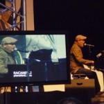 Ron canta al Premio Re Manfredi (image M.Petruzzi)