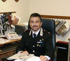 Il sottotenente S.Balzamo