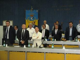 Consiglio comunale Cerignola (image:loscreanzato)