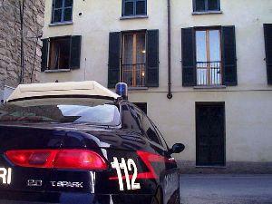 Controlli carabinieri presso abitazioni (archivio, ilcittadinomb)