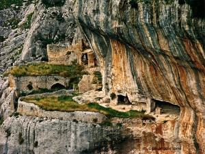 Eremi di Pulsano (fonte image: abbaziadipulsano.org)