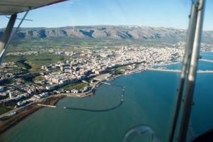 Territorio Manfredonia aerea (fonte image: spaziolibero.it)