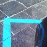 Strisce blu, parcheggi (ST, archivio)