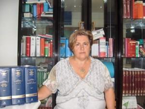 L'avvocato del Foro di Foggia Innocenza (ST)
