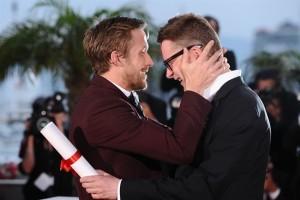 Cannes 2011 - Ryan Gosling e Nicolas Winding Refn