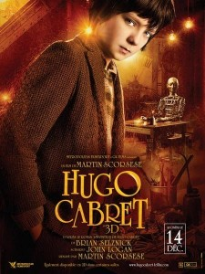 Hugo Cabret - Character Poster