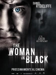 The Woman in Black - Locandina