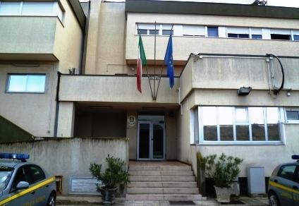 Esterno Compagnia Guardia di Finanza di Manfredonia (stato@