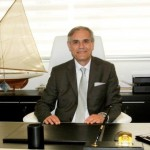 Il presidente di Confcommercio Foggia D.Gelsomino (st)