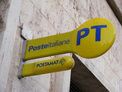 Ufficio poste Italiane  (st - archivio)