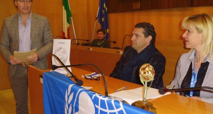 Manfredonia, presentata 5^ partita del cuore pro Unicef