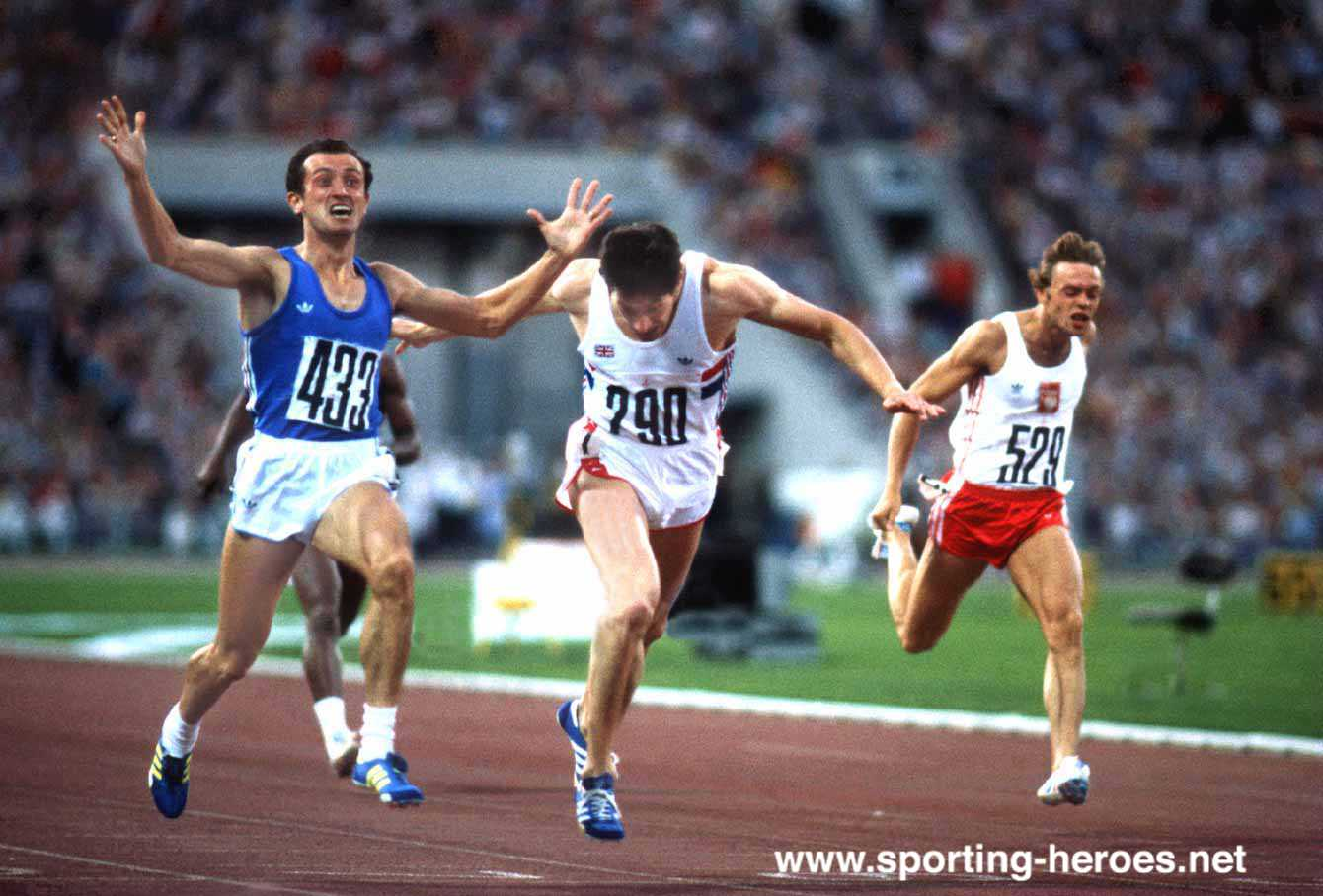 Pietro Mennea, vittoria sui 200 metri (oltregliostacoli.blogspot.com)