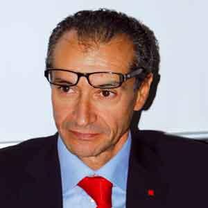 L'ex assessore Leo Caroli, attuale Presidente della Task Force regionale sul Lavoro e le crisi aziendali. (statoquotidiano - Ph: net.unotv)