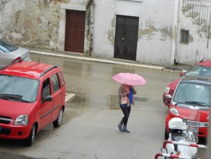 Meteo Puglia, ancora pioggia nel Gargano. Migliora sabato
