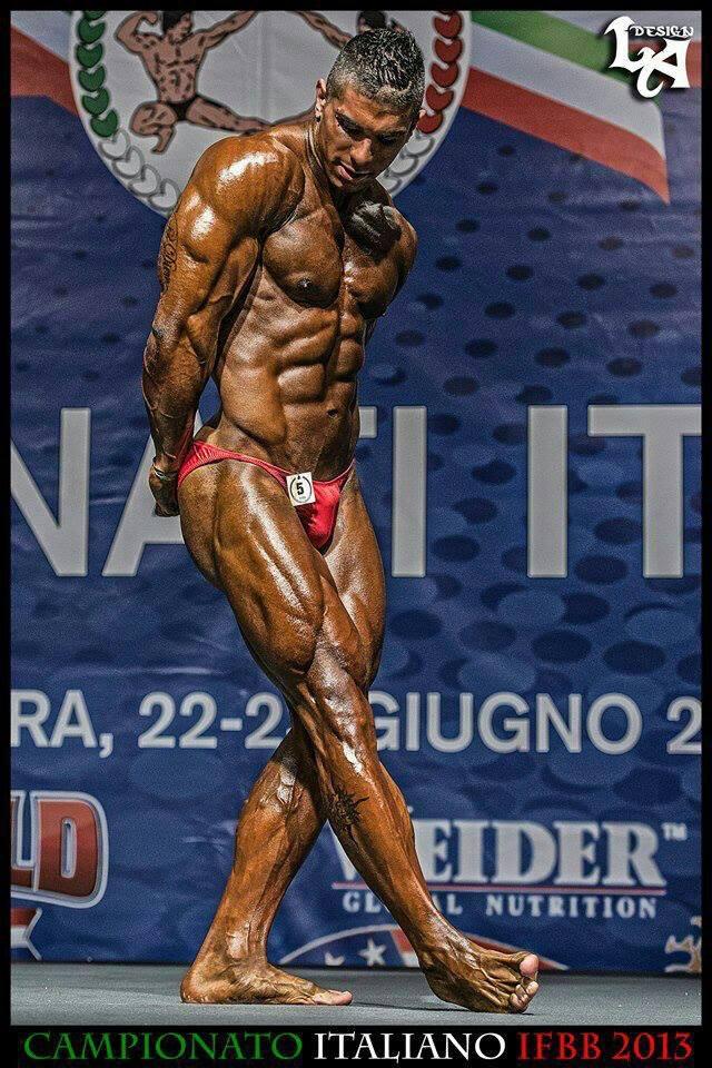 road to Arnold Classic Amateur Madrid 2014: jonata rinaldi.