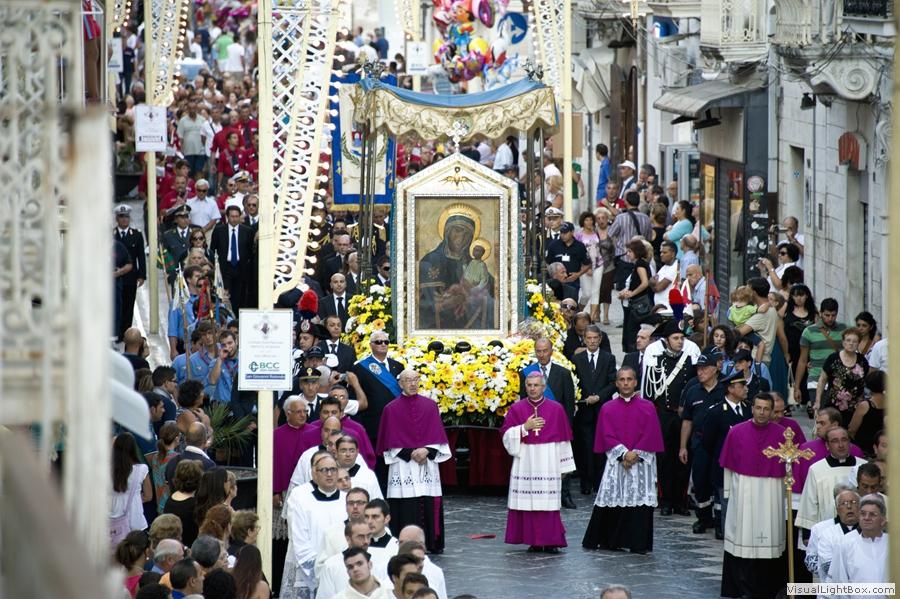 Festa Patronale Manfredonia, processione (Ph: Comune Manfredonia@)