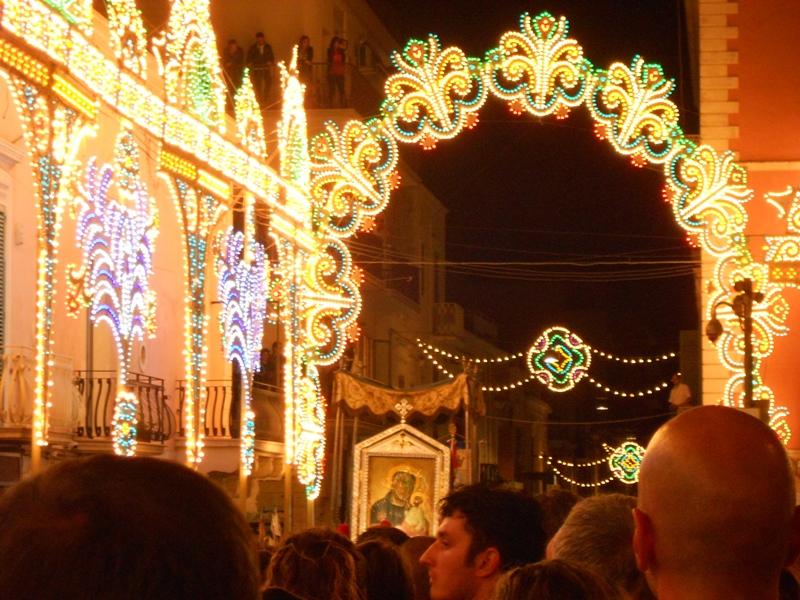 Festa Patronale Manfredonia (archivio, 2013@)