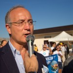 Il presidente dell'Ente nazionale Parco del Gargano avv.Stefano Pecorella (statoquotidiano)