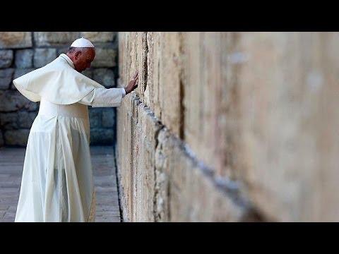 Peres e Abbas con il Papa in Vaticano: preghiera per la Pace