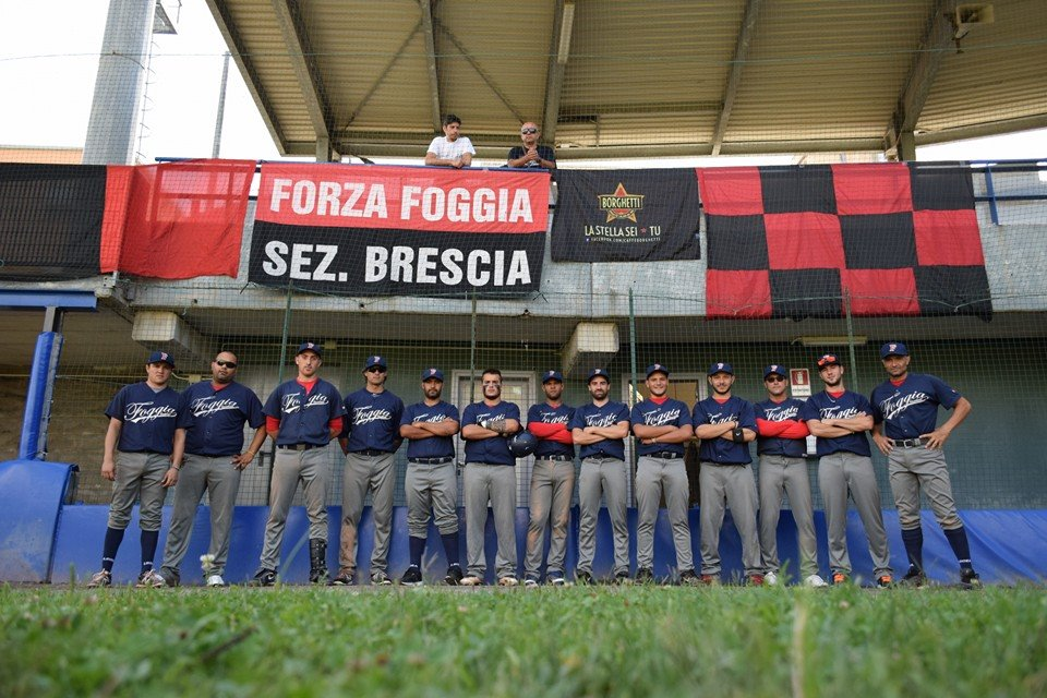 BASEBALL CLUB FOGGIA A COLLECCHIO