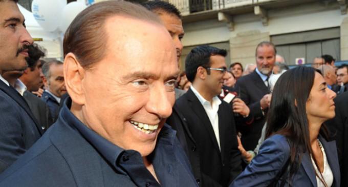 assolto Berlusconi