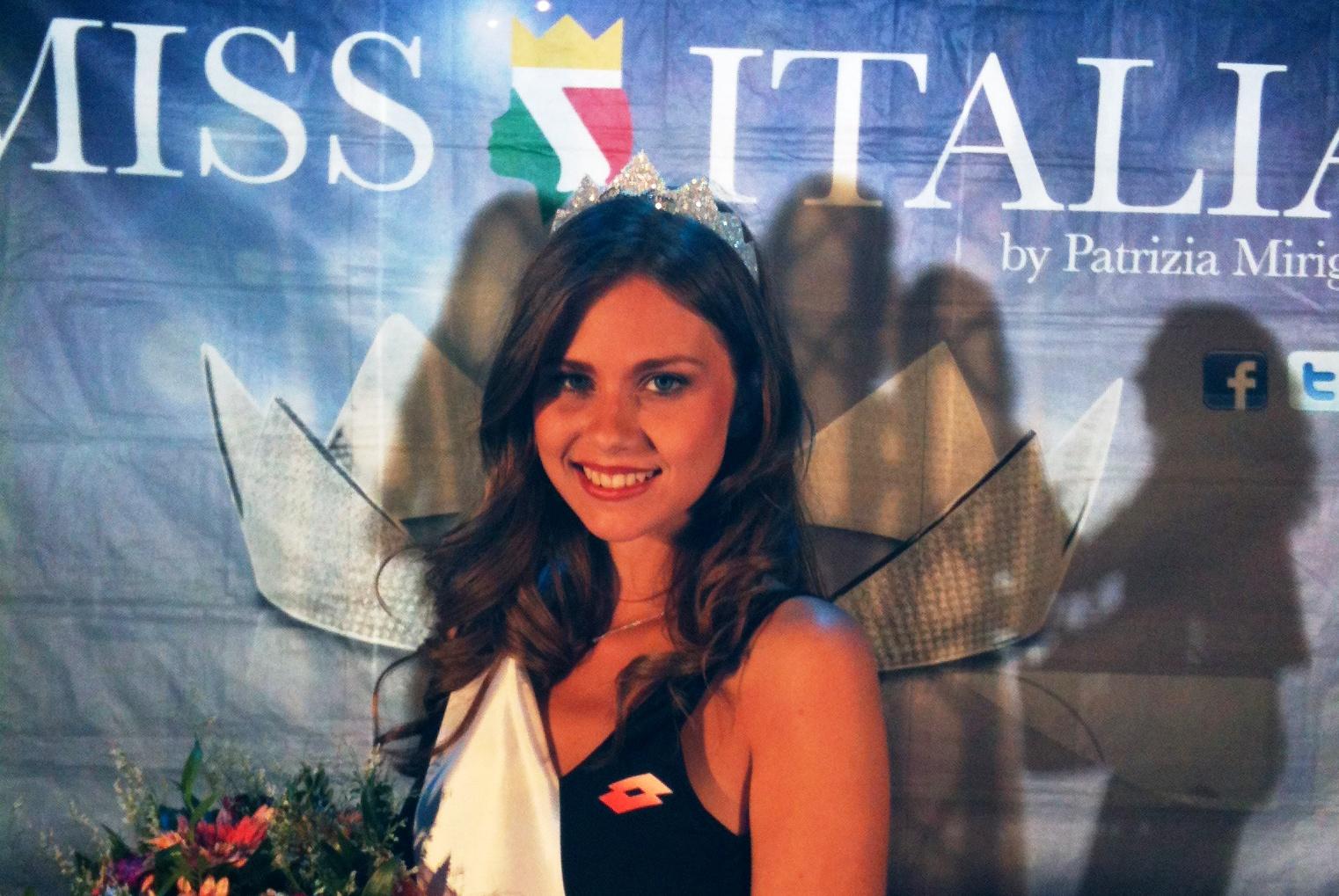 Mariapia Castriotta, Miss Sport Lotto Puglia