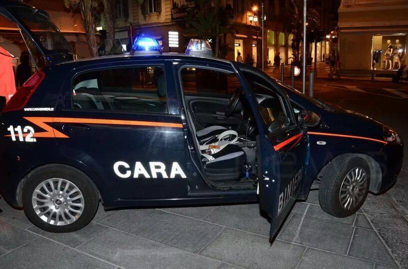 Controlli carabinieri Manfredonia (immagine d'archivio)