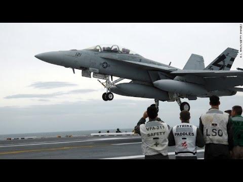 Iraq: scattano i raid Usa