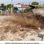 Report alluvione Gargano (ph: statoquotidiano)