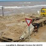 Alluvione nel Gargano (report - archivio)