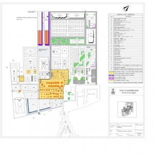 Variante Piano regolatore cimiteriale (CARTINA - da atti Comune di Manfredonia)