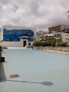 Esterno Museo del Mare (ph: CC-SQ-2014)