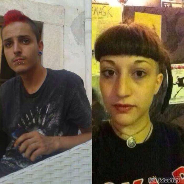 Foto scomparsi Marianna Carmagnola e un suo amico Marco Benedetto