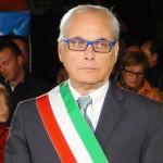 Il sindaco di Monte Sant'Angelo A. di Iasio (IMMAGINE D'ARCHIVIO)