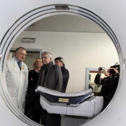 Inaugurazione di medicina nucleare165