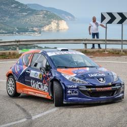 Casarano Rally Team, emozioni a Monza