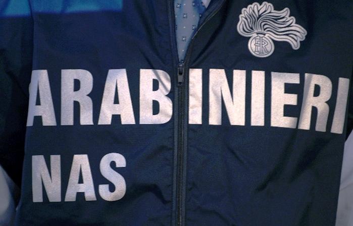 (immagine d'archivio, carabinieri del Nas di Foggia)